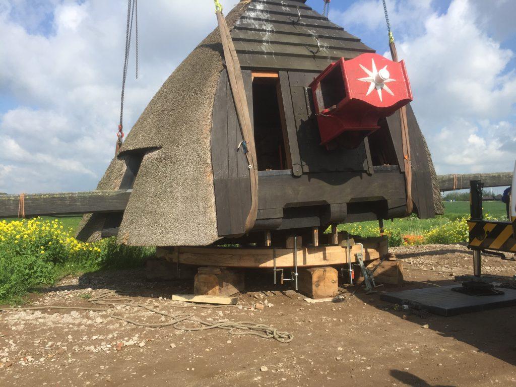 Kap Vervoorne molen